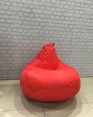 Кресло-мешок Лайт красный