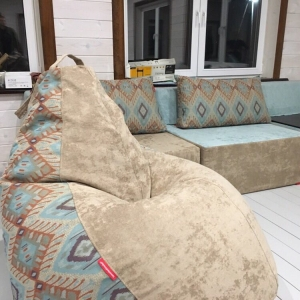 "модульный диван ""Касабланка"""