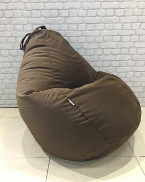 """Кресло мешок р-р """"Плюс"""" Прима Брауни"""