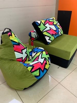 """Кресло-кровать """"Граффити"""""""