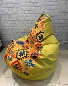 кресло-мешок р-р стандарт Мехико Елоу