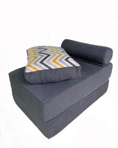 """Кресло-кровать """"Орнамент грей"""""""