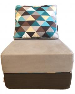 """Кресло-кровать """"Ромб Грей"""""""