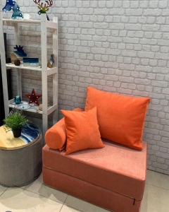 кресло-кровать Бескаркасное