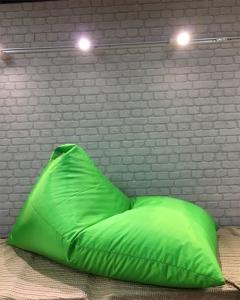 Кресло-шезлонг Пирамида грин