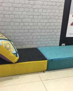 Кресло-кровать бескаркасное Тедди