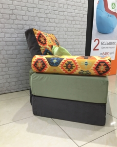 Кресло-кровать бескаркасное Мехико