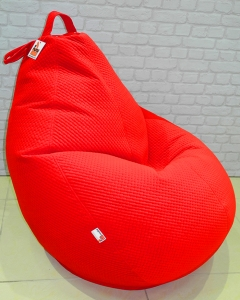 "Кресло мешок р-р ""Плюс"" Софт Рэд"