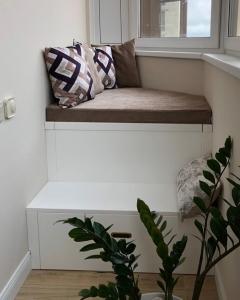 Мягкие сиденья для балкона