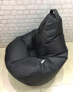 Кресло мешок Лайт Черный